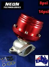 38mm External Wastegate *Includes 8 and 14psi springs* Turbo WRX Skyline XR6 S15
