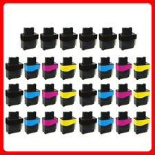 30 Ink Cartridges For Brother LC900 DCP-110C DCP-115C DCP-120C DCP-340CW