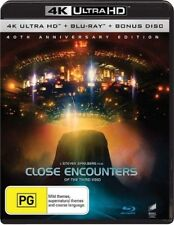 Close Encounters Of The Third Kind (Blu-ray, 2017, 3-Disc Set)
