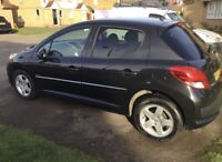 PEUGEOT 207 EXCELLENT COND LOW MILES WELL LOOKED AFTER SAT NAV 1.4 FIRST CAR