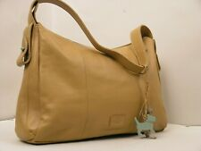 RADLEY Beautyful 100% Total Leather Shoulder/Hand Bag With Dustproof  size Med