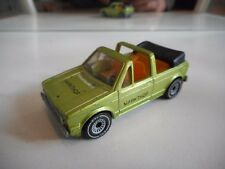 "Siku VW Volkswagen Golf 1 Cabriolet ""Markthof"" in Green"