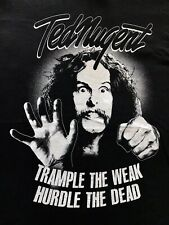 Ted Nugent Shirt (XL) 2010 Tour