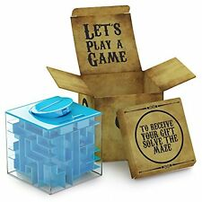 Money Maze Unique Way to Give Gifts for Special People - Perfect Gift Puzzle Box