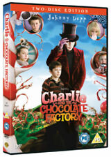 Charlie and the Chocolate Factory DVD New & Sealed 7321900593373