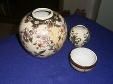 Asiatisches Porzellan-Schalen aus