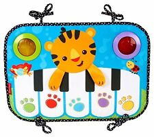 Fisher-Price Kick and Play Piano BABY MUSIC TOY, Toddler PRETEND TOY, CCW02 NEW