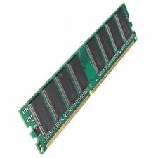 1GB di memoria DDR1 SDRAM aggiornamento Microstar MS-6743 M/B NON-ECC PC2700 333MHz