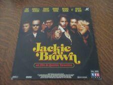 laserdisc jackie brown un film de QUENTIN TARANTINO