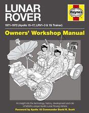 HAYNES WORKSHOP REPAIR MANUAL FOR LUNAR ROVER 1971-1972