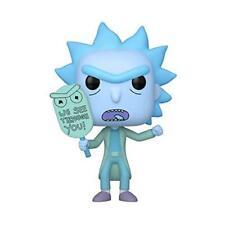 Funko Pop! Animation: Rick & Morty - Holgram Clone, Glow in The Dark,...