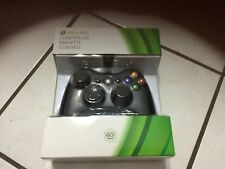 BRAND New Factory seal Microsoft XBOX 360 Genuine OEM wire Controller S9F-00001