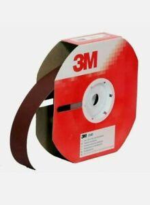 3M 62885 Utility Cloth Roll 314D P60 50mm x 25m