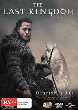 The Last Kingdom Season 2 : NEW DVD