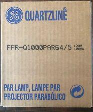 GE REPLACEMENT BULB  FFR-Q1000PAR64/5 1000W 120V original Quartzline
