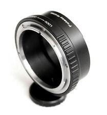 Canon FD Lens to CANON EOS M EF-M MIRRORLESS Mount M5 M6 M10 M50 M100 Adapter