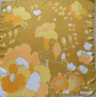 CHRISTIAN DIOR Beautiful Vintage Scarf 100% Silk