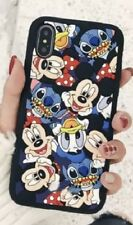 NEW iPhone X Disney Mickey Mouse & Friends 3D Silicon Phone Case