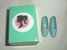 Vintage Barbie Francie * The Yellow Bit #1223 * Dusty Blue Buckle Shoes - Japan