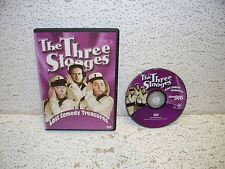 The Three Stooges Lost Comedy Treasures DVD Out of Print
