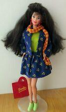 Barbie United Colors of Benetton Shopping Kira + #9474 Schmuck Vintage 80/90er