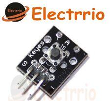 EL2242 Módulo Pulsador KY-004 Arduino Sensor electrónica Robótica Pull Down