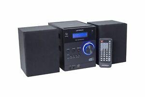UNIVERSUM Stereoanlage mit CD, DAB+, UKW Radio, Bluetooth, AUX-IN und USB MS300
