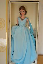 2017 Gold Label Silkstone BFMC BLUE CHIFFON BALL GOWN Barbie - NEW RELEASE