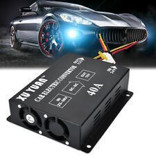 Auto 40A DC 24V To 12V Car Power Supply Inverter Transformer Electric Convertor