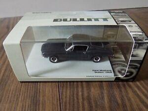 Minichamps 1/43 Ford Mustang 'Bullitt' 1968