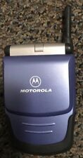 Motorola T8167 Talkabout Flip Cell Phone Fast Ship Vintage MINT Used