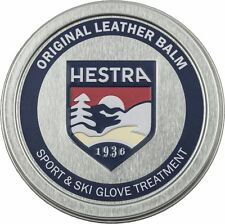 NEW 2017 HESTRA Original Leather Balm Sport Ski Glove Mitten Care Treatment 9170