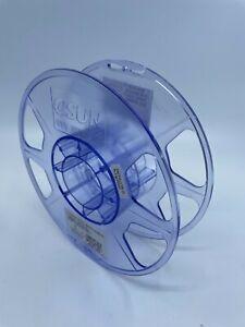 Empty 3D Printing Filament Spool - eSUN 1kg 2.2lbs Clear