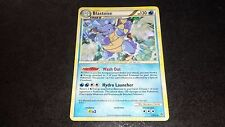 Pokemon (Unleashed) Shattered Holo Rare Card Ultra Near Mint Blastoise 13/95