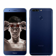 "Huawei Honor V9 64GB Blue Dual SIM 5.7"" 4GB RAM 12MP Android Phone By FedEx"