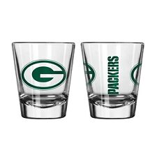 Green Bay Packers Game Day Logo Shot Glass NEW