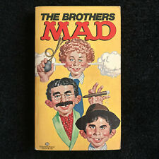 The Brothers MAD (1979), Mad Magazine, Ballantine Books, Marx Brothers