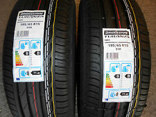 2x 195/65 15 91H BRIDGESTONE  2x 1956515 BRAND NEW PREMIUM QUALITY CAR TYRES
