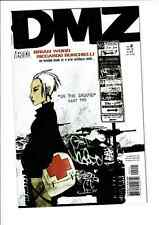 "DMZ #2 Vertigo/DC!!! Syfy ""TV"" series! 2nd! DMZ BRIAN WOOD!!! 1st Print! NM!"