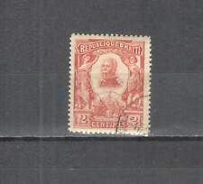 T306 - HAITI 1904 - MAZZETTA DI 10 INDIPENDENZA - VEDI FOTO