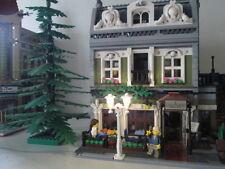 Lampadaire parisian lamppost lego LED 9v modular 10243 10247 10184 10194 10196