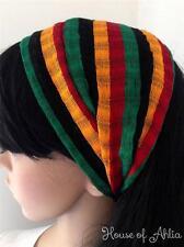 Handwoven Rasta Headband / Hair Scarf from Guatemala
