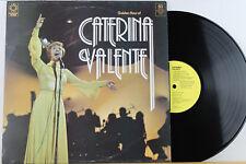 """12"""" LP - CATERINA VALENTE - Goden Hour Of (Größte Erfolge / Hits) - PYE 1975 UK"""