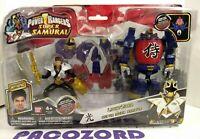 Power Rangers Super Samurai LIGHTZORD & SUPER MEGA GOLD RANGER Light Zord 2012