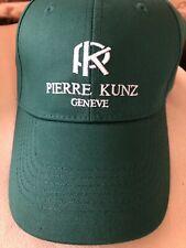 Pierre Kunz Green Golf/Baseball Cap