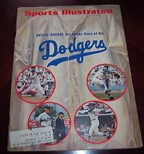Sports Illustrated  May 15 1967 Buzzie Bavasi the Dodgers Koufax,Drysdale,