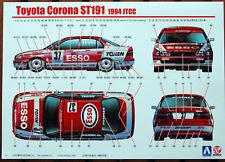 1994 Toyota Corona ST191 JTCC # 37  Esso 1:24 Beemax 103968 neu 2018
