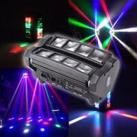 90W RGBW 4 in 1 LED Lichteffekt Bühnenbeleuchtung Spider Moving Head DJ Disco