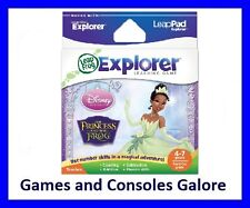 NEW RARE! Leap Pad, LeapPad Ultimate Game Princess and & the Frog Leapfrog