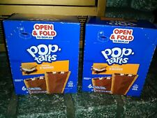 New listing (2) Boxes Pop-Tarts Frosted S'Mores Flavor * Best By 02/21/2021 * 24 Total Tarts